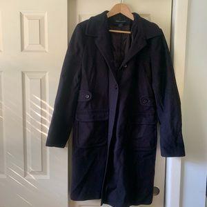 Purple Moda Longcoat